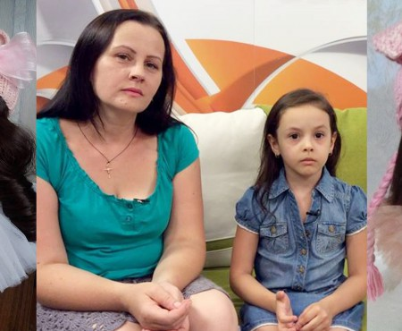 """Axana Golub, creatoarea Păpușilor Speranței: """"Oamenii ne-au judecat, nu am discutat durerea noastră practic cu nimeni"""""""