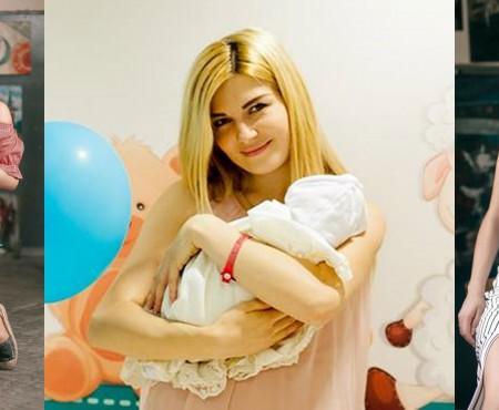Cât de bine arată Mariana Mihăilă la nici 3 săptămâni după ce a născut (Foto)
