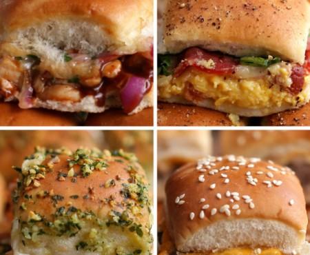 Micul dejun e ca și gata! 4 rețete de tartine din chifle dulci (Video)