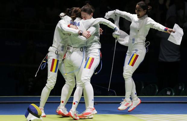 Cine sunt sportivele care au adus României prima medalie de aur la Jocurile Olimpice de la Rio