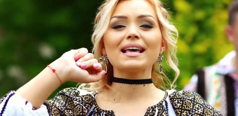 Cornelia Ștefăneț spune povestea iei purtate în clipul primei sale piese de muzică populară