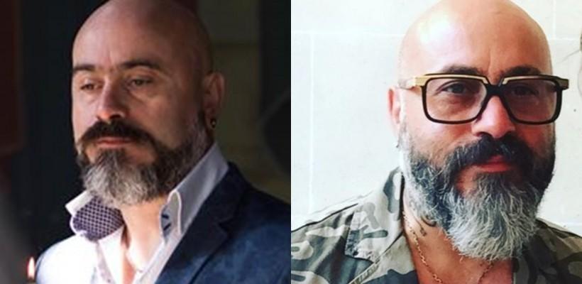 Mihai Budurin și-a făcut o schimbare de look. Vezi cum arată interpretul cu barba decorată