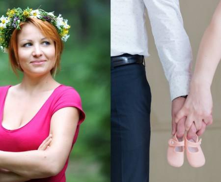 """Daniela Chirtoacă, despre puterea de a fi mamă: """"Dragi femei, nașteți cât mai mulți copii!"""""""