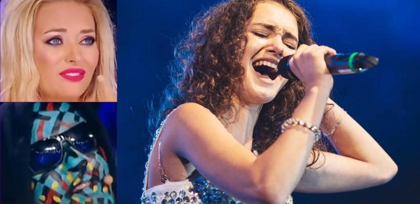 O moldoveancă de 15 ani i-a cucerit pe Delia și solistul din Carla's Dreams la X Factor România