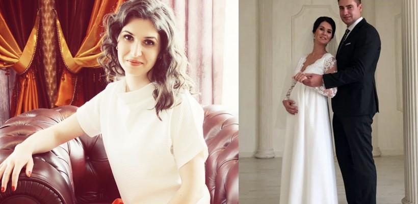 """Dorina Arsene a spus """"DA"""" în fața altarului! Cum arată în rochie albă (Foto)"""