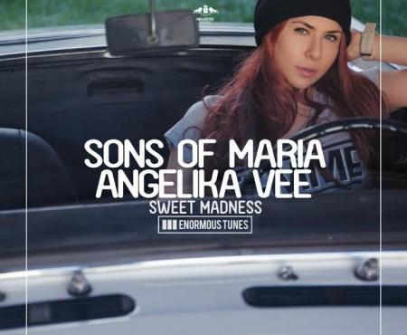 """Angelika Vee a lansat """"Sweet Madness"""", melodia care te ajută să-ţi urmezi visele (Video)"""
