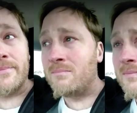 """Un tată, cu lacrimi în ochi: """"Sindromul Down e cel mai bun lucru ce mi s-a întâmplat în viață"""""""