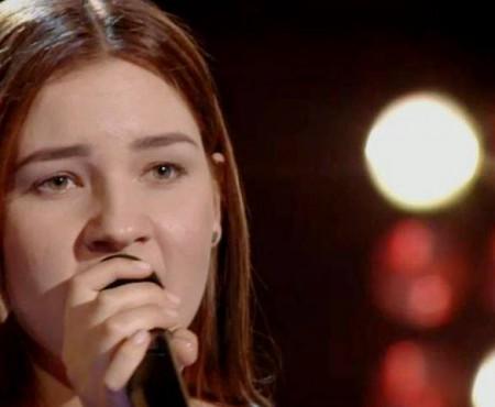 Încă o moldoveancă pe scena de la Vocea României. Vezi dacă a trecut în etapa următoare