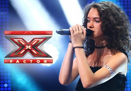 """Cu patru de """"Da"""" merge mai departe! Olga Verbițchi a cucerit juriul X Factor"""