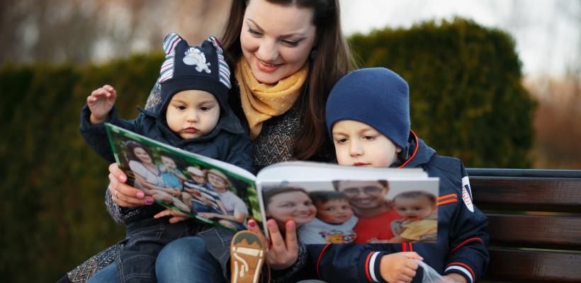 """Scris de o mamă a doi băieți: """"Dragostea pe care ți-o oferă copiii este mai presus decât orice experiență"""""""