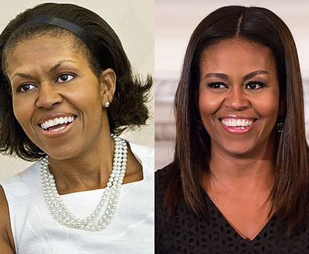 Stil, rafinament și inteligență! Cum s-a schimbat Michelle Obama, în statul de Primă Doamnă a SUA (Foto)