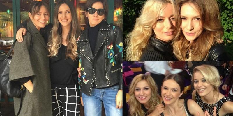 Adela Popescu, Laura Cosoi și Dana Rogoz, de nedespărțit de ani de zile! Admiră-le prietenia în imagini