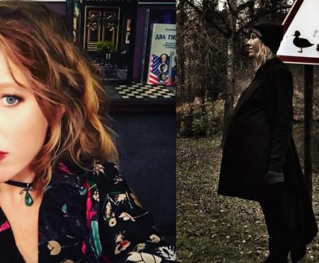 Ksenya Sobchak face aluzie că ar putea avea gemeni! (Foto)
