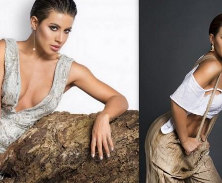 Nicoleta Nucă, protagonista zilei în revista Cosmopolitan: Nu am un designer preferat, am ţinute preferate (Foto)