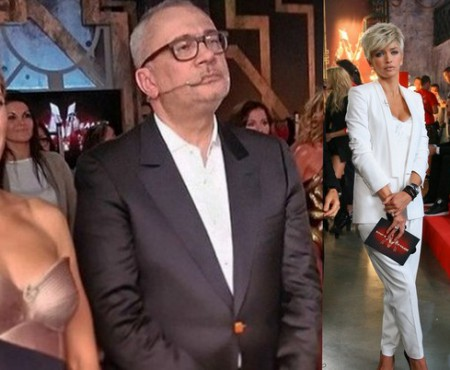 """Vera Brejneva i-a descoperit stilul! Konstantin Meladze: """"Dacă n-ar fi soția mea, aș fi continuat să umblu în tricouri"""""""