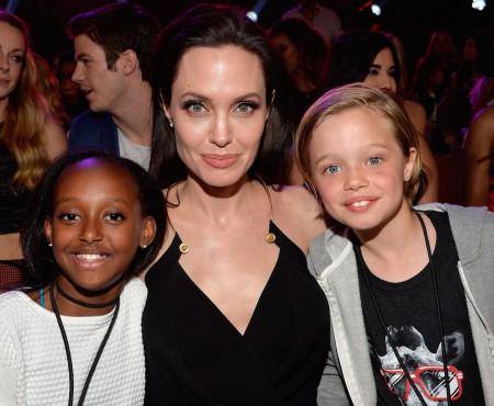 Angelina Jolie a obținut custodia temporară a copiilor! Brad Pitt îi va vizita doar sub supravegherea unui psiholog