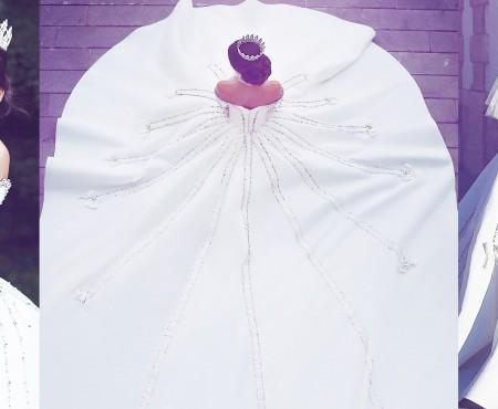 E vedetă pe Instagram. Această rochie de mireasă face furori în spațiul virtual