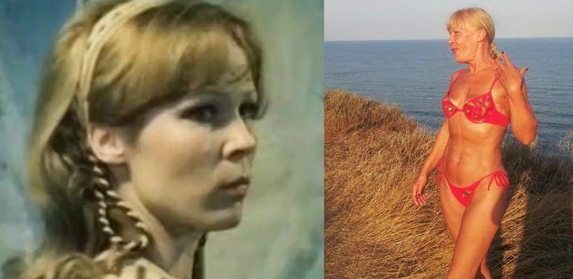 A fost actriță de film! Cum arăta Maia Laguta în tinerețe, când debuta în cinematografie