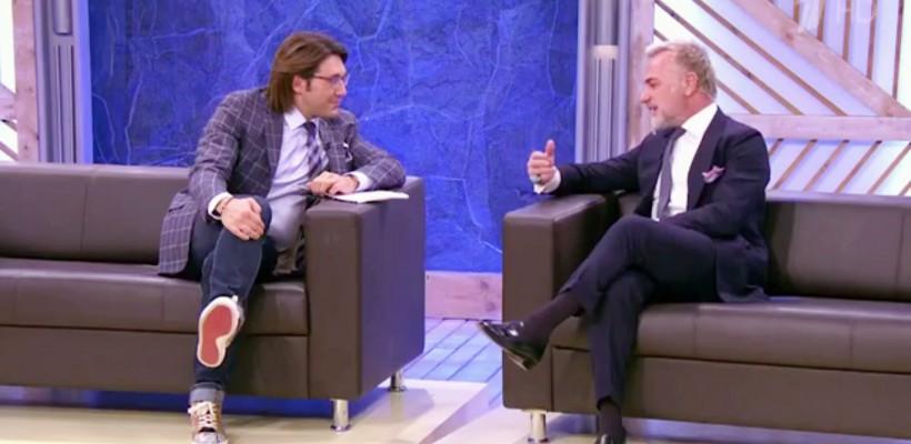 """Miliardarul Gianluca Vacchi, la Pust Govoryat: """"Pe mine nu banii mă interesează!"""" (Video)"""