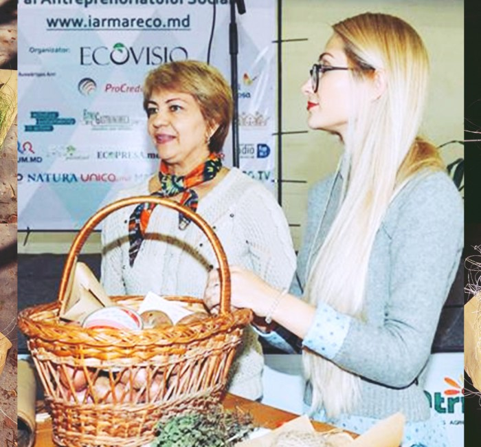 Soacra și nora fac o echipă! Două femei talentate din Chișinău creează buchete apetisante