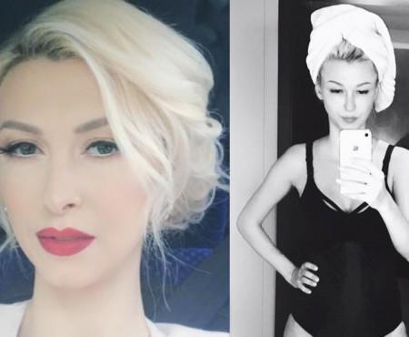 Andreea Bălan a revenit la TV după nici 20 de zile după ce a născut. Criticii o acuză din nou