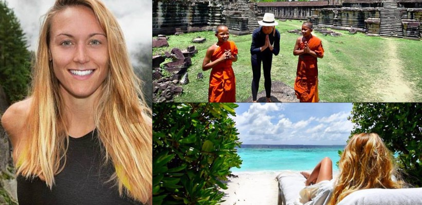 180 de țări în doar 15 luni! Această femeie vrea recordul Guinness pentru cele mai rapide călătorii