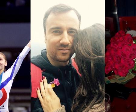 Celebra gimnastă română Andreea Răducan s-a căsătorit la 33 de ani. Cine e alesul inimii