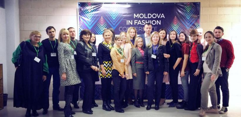 Republica Moldova a găzduit prima conferință dedicată industriei modei (Video)