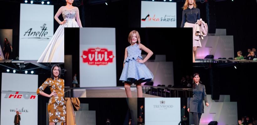 Stil și rafinament la Moldova Fashion Expo 2016! Cu ce noutăți vestimentare au venit brandurile autohtone