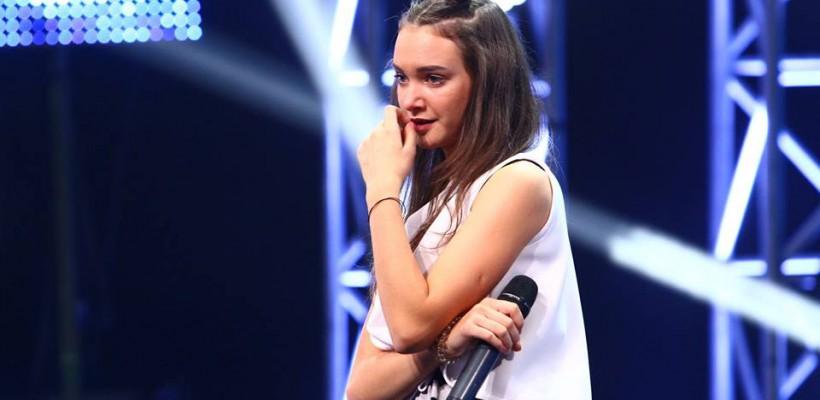 """Carla's Dreams, despre Olga Verbițchi: """"Sinceritatea ei cumpără"""". Moldoveanca a făcut din nou senzație la X Factor"""