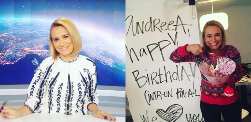 Andreea Esca își sărbătorește ziua de naștere de două ori pe an! Vezi motivul