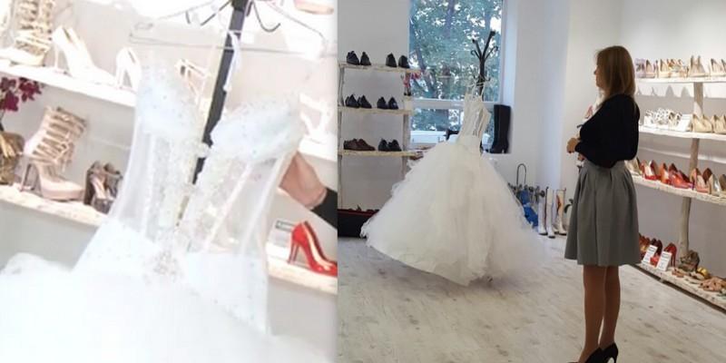 Câștigă o rochie de mireasă și o pereche de pantofi impecabili! Ce să faci să le obții (Video)