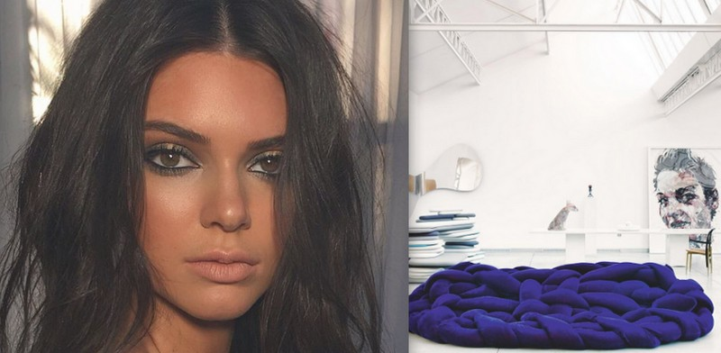 Moft sau necesitate? Modelul Kendall Jenner și-a cumpărat o canapea de 52 mii de dolari (Foto)
