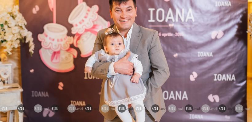 """Costi Burlacu i-a dedicat o piesă fetiței sale, Ioana: """"Dragostea să ardă fără să-ți rănească inima, copila mea"""""""