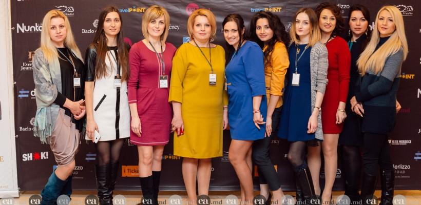 """S-au tranformat în adevărate regine! Vezi cum s-a desfășurat cea de-a doua zi a evenimentului """"Women's Days in Chișinău"""""""