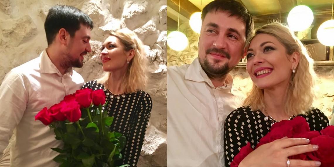 Sărbătoare dublă pentru Gloria Gorceag! De ziua ei, a fost cerută în căsătorie! (Foto)