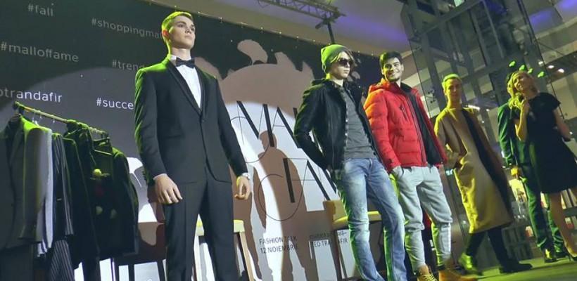 Shopping MallDova dă tonul toamnei în materie de modă. VIDEO