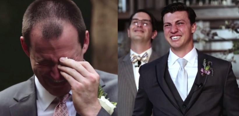 Și băieții plâng câteodată! Acest clip a adunat peste 26 mln de vizualizări (Video)