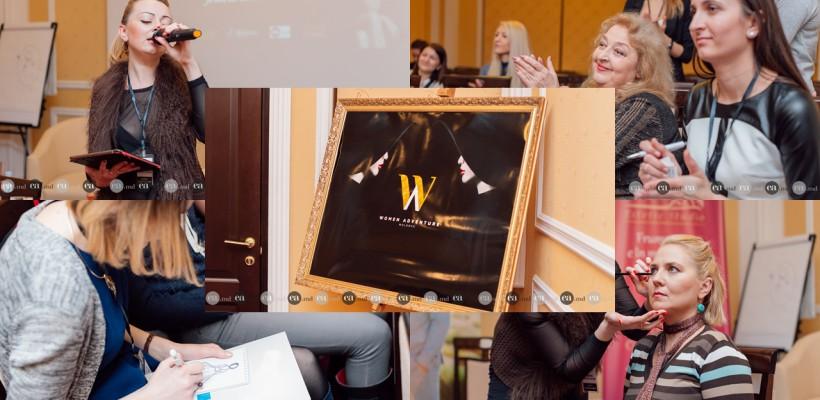 """Frumusețea e în mâinile tale! Află lecții prețioase prezentate la """"Women's Days in Chișinău"""""""