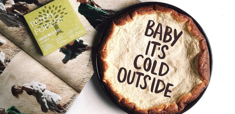 Prăjitura care înlocuiește îmbrățișările pe timp răcoros! Inspirată de bucătarul olandez Rudolph van Veen