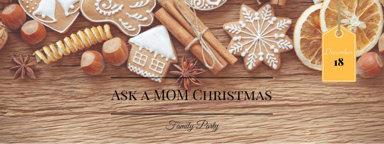 Premieră! Cea mai mare comunitate de mămici invită familiile la Ask a MOM Christmas Family Brunch