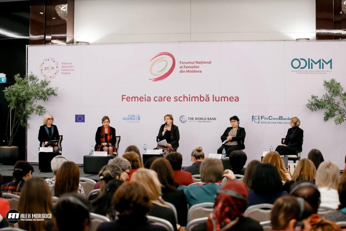 FinComBank – într-un pas cu femeile care schimbă lumea