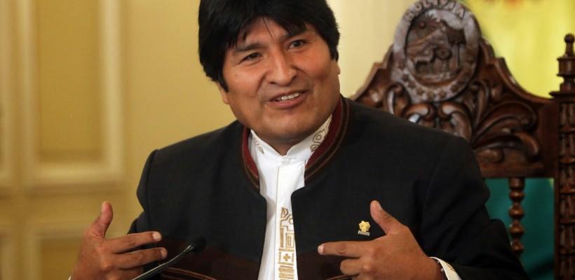 Președintele Boliviei privea un film porno în timpul unei ședințe de judecată (Video)
