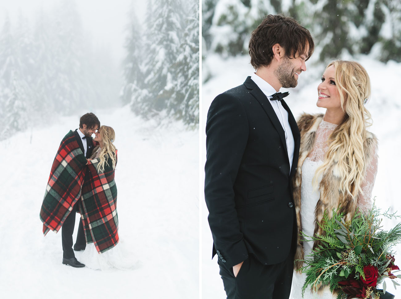 Nuntă Pe Timp De Iarnă în Stil Boho Cum O Planifici Pe Pași Foto