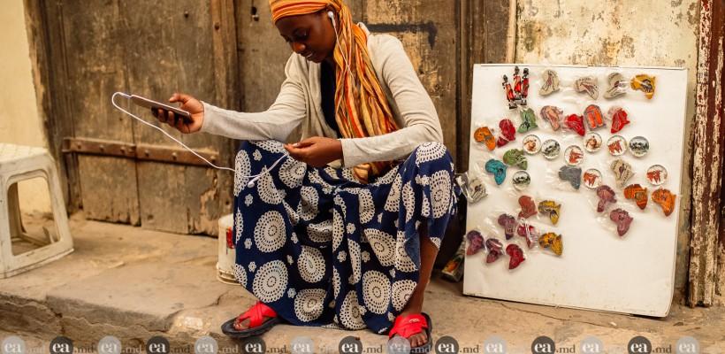 """Femeile din Africa, văzute de un fotograf moldovean. """"Aici a fost cel mai greu să pozez femeile"""""""