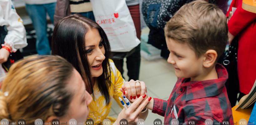 """""""Sofia Păpădia"""" – cartea care a venit să inspire copiii la fapte bune! (Foto)"""