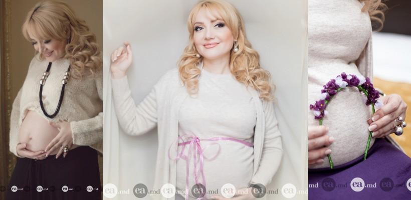 Adriana Ochișanu, surprinsă la cumpărături pentru viitoarea prințesă (VIDEO)