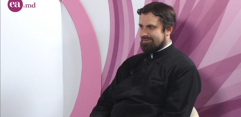 """Preotul Ioan Cosoi: """"Actualitatea postului pentru copii este mult mai relevantă decât în trecut"""" (Video)"""