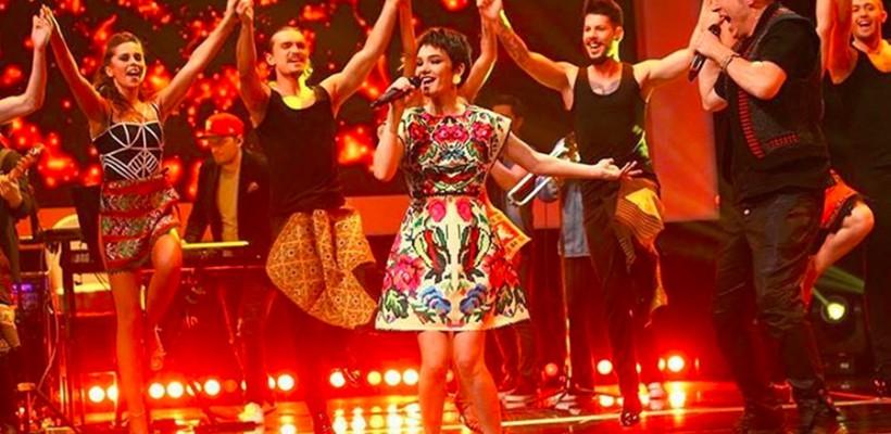 Olga Verbițchi: duet de excepție cu solistul Zdob și Zdub, în marea finală de la X Factor (VIDEO)