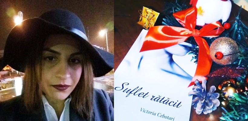 """Inspirată de gustul amar al migrației și singurătății, o moldoveancă de 16 ani lansează cartea """"Suflet rătăcit"""""""